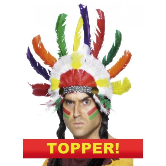 Indianen chief tooi