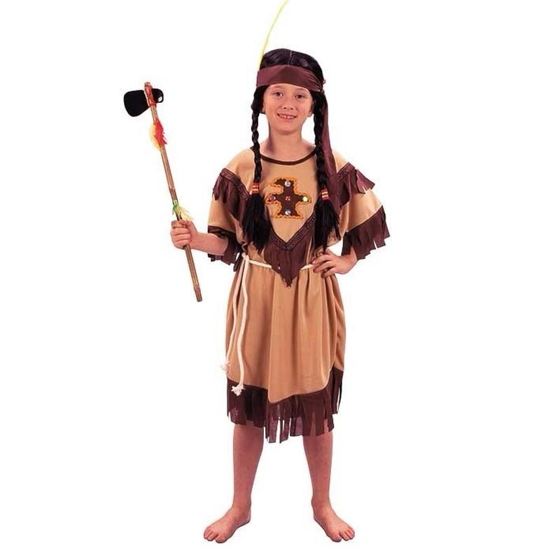 Indianen pak voor meisjes