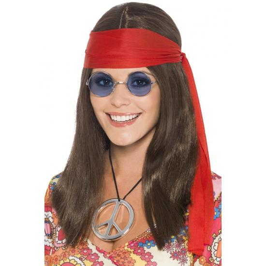 Instant Hippie dames setje luxe