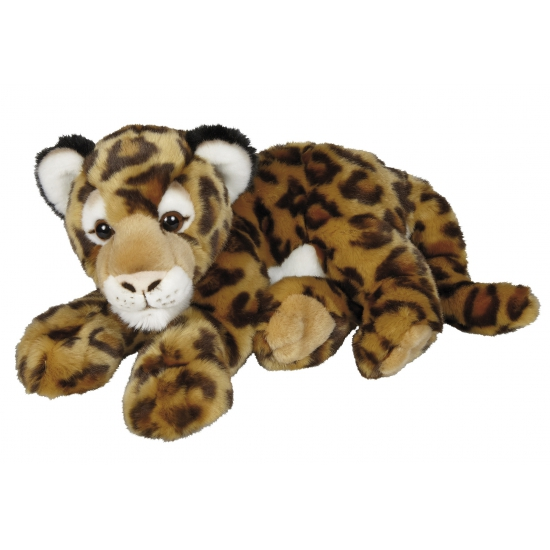 Jaguar knuffeldieren 50 cm