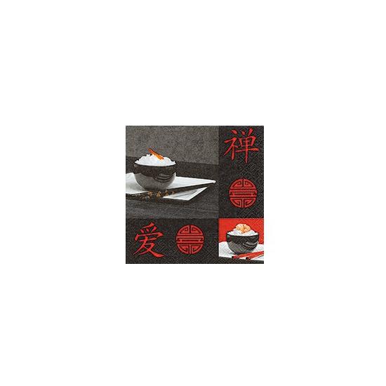 Japanse print servetten