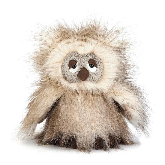Jellycat knuffel uil Ania 23 cm