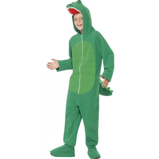 Jumpsuit krokodil all in one voor kinderen