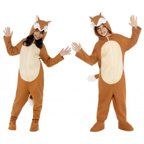 Jumpsuit vos all in one voor kinderen