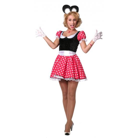 Jurkje Minnie voor dames