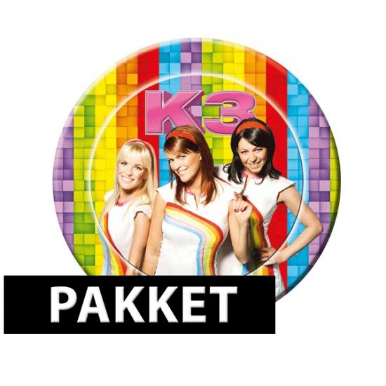 K3 party pakket