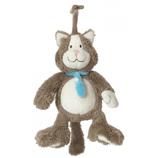 Kado knuffel kat Ciao Happy Horse 21 cm