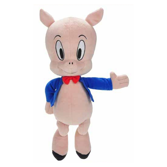 Kado knuffels Porky Pig 30 cm