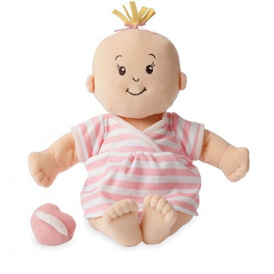 Kado pop baby Stella Peach van pluche