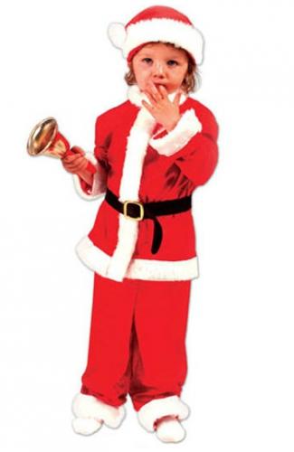 Kerst kostuum voor kids