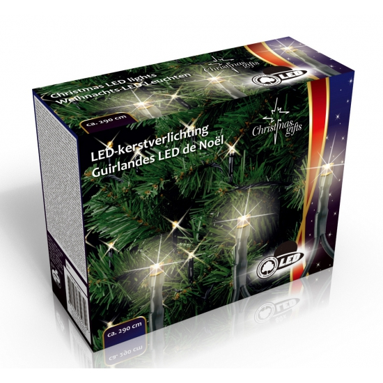 Kerstverlichting outdoor 6 meter