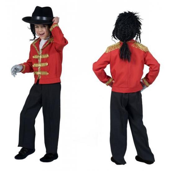 Kids carnaval jack Michael Jackson