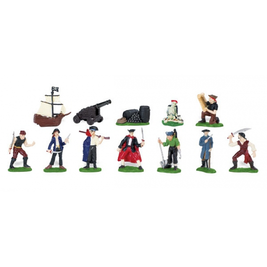 Kinder speelgoed piraten