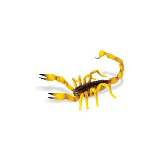 Kinder speelgoed schorpioen 16, 5 cm