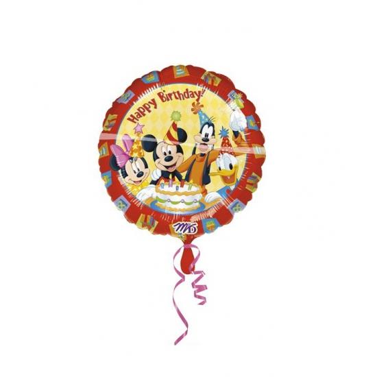 Kinderfeestje Mickey Mouse folie ballonnen