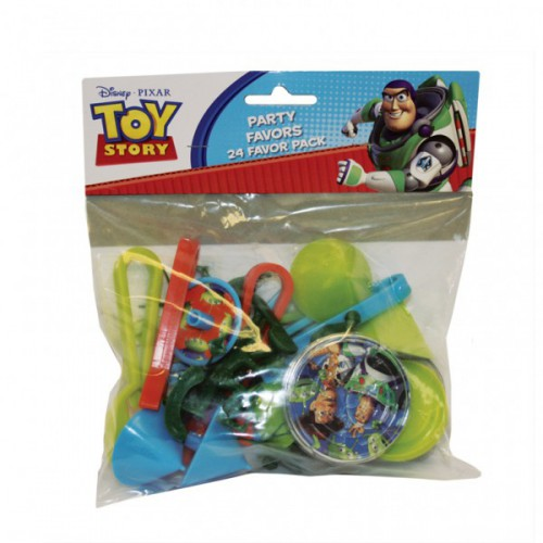 Kinderfeestje Toy Story presentjes