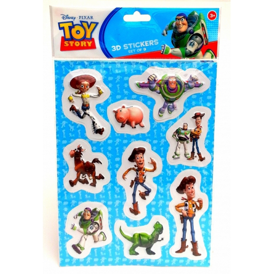 Kinderstickers Toy Story