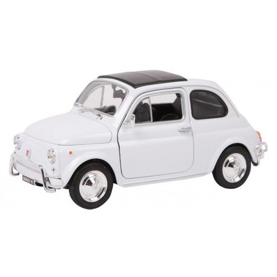 Klassieke Fiat Nuova 500 model auto