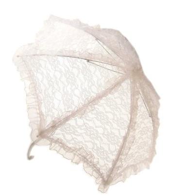 Kleine kanten paraplu bydemeyer