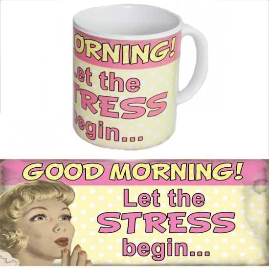 Koffie mok Goedemorgen