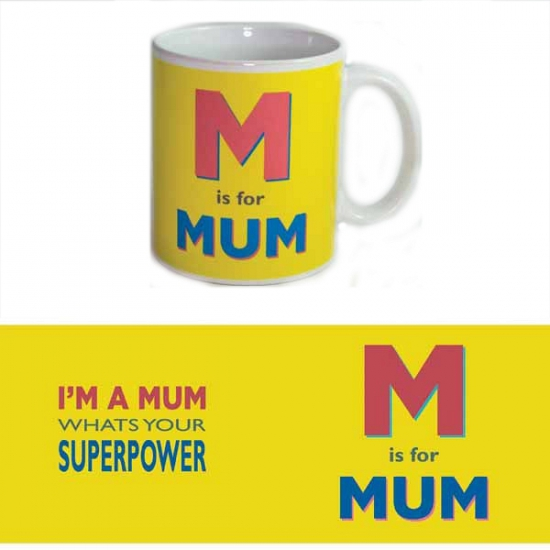 Koffie mok voor moeder 300 ml