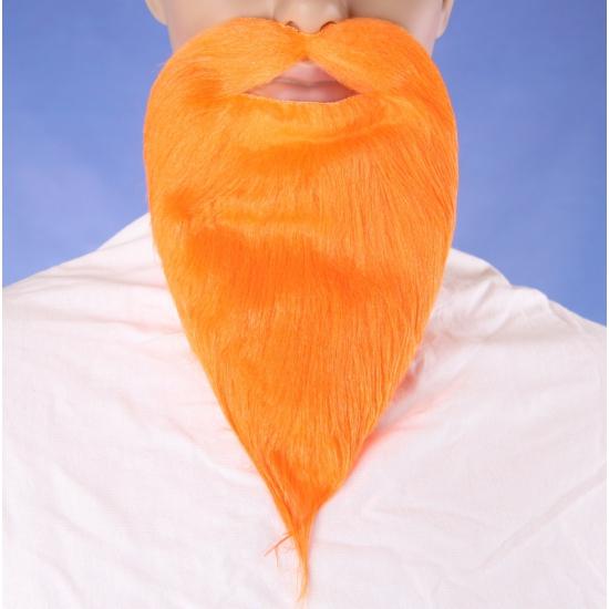 Koningsdag baarden oranje