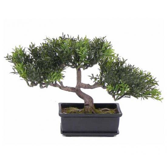 Kunst bonsai met 98 blaadjes