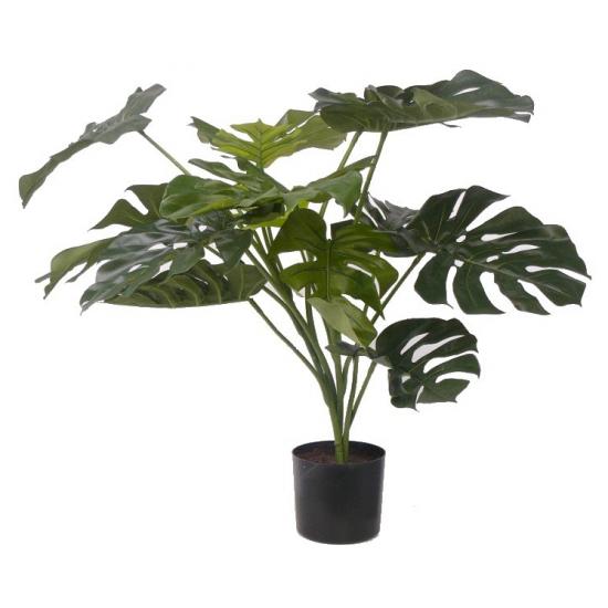 Kunstplant Monstera 85 cm