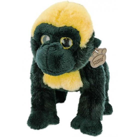 Laaglandgorilla knuffel pluche 33 cm