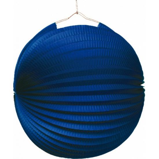 Lampionn blauw