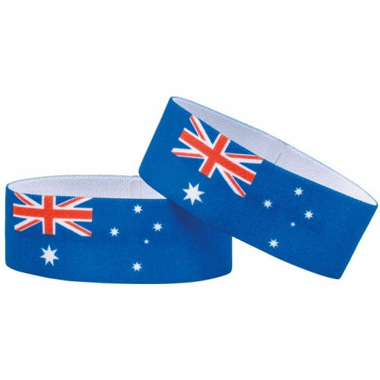 Landen armband Australie