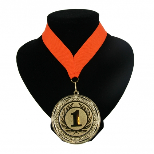 Landen lint nr  1 medaille oranje