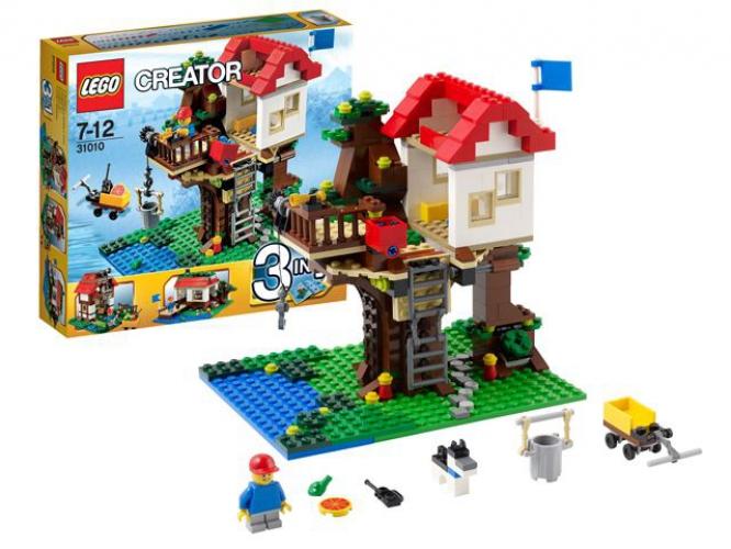 Lego Creator 3 in 1 31010