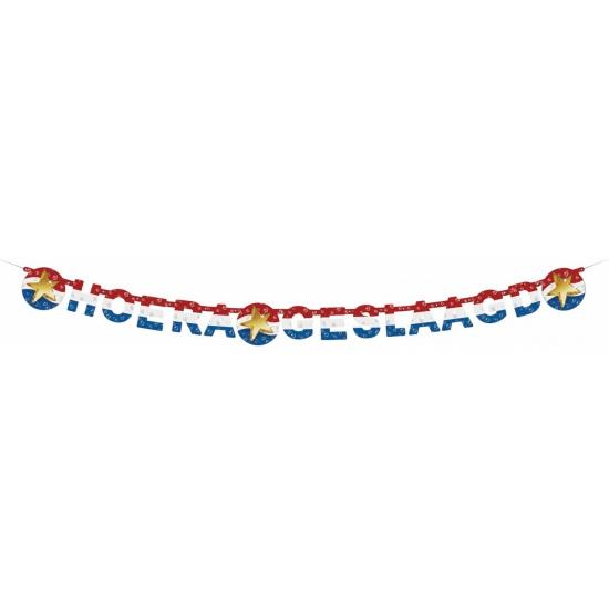 Letterslinger geslaagd 210 cm