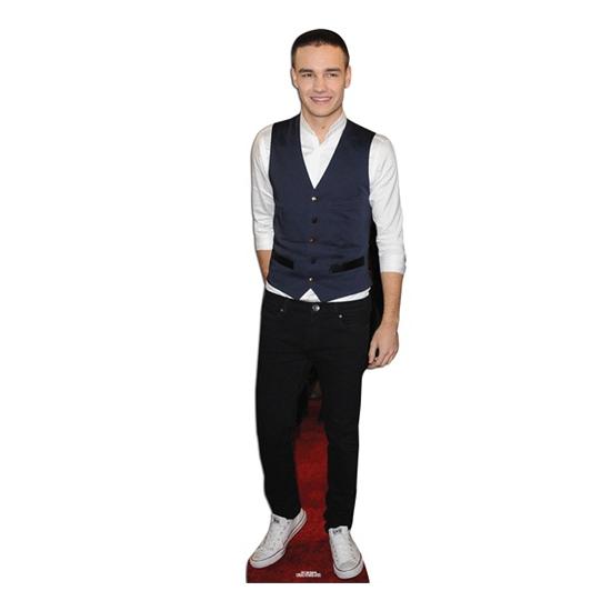 Life sized Liam Payne bord