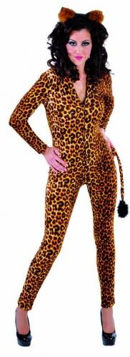 Luipaard jumpsuits voor dames