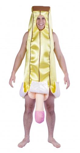 Lul banaan kostuum voor heren