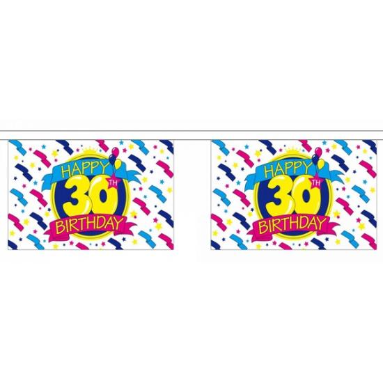 Luxe slinger Happy 30th Birthday