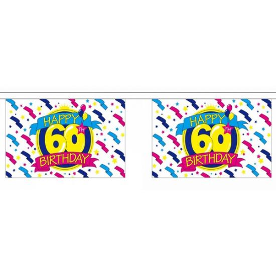 Luxe slinger Happy 60th Birthday