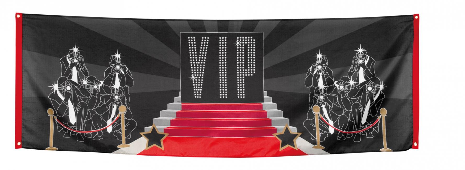Mega banner VIP 220 cm