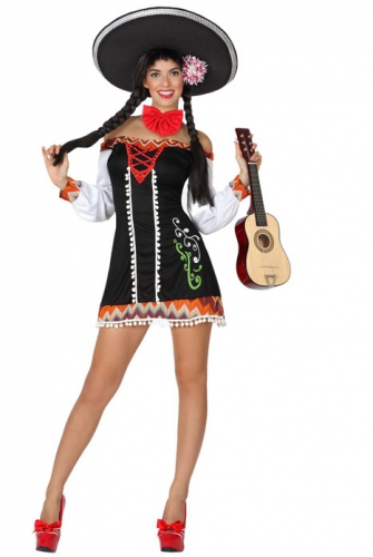 Mexico outfit voor dames