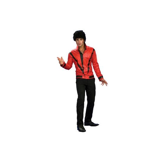 Michael Jackson thriller jasje rood