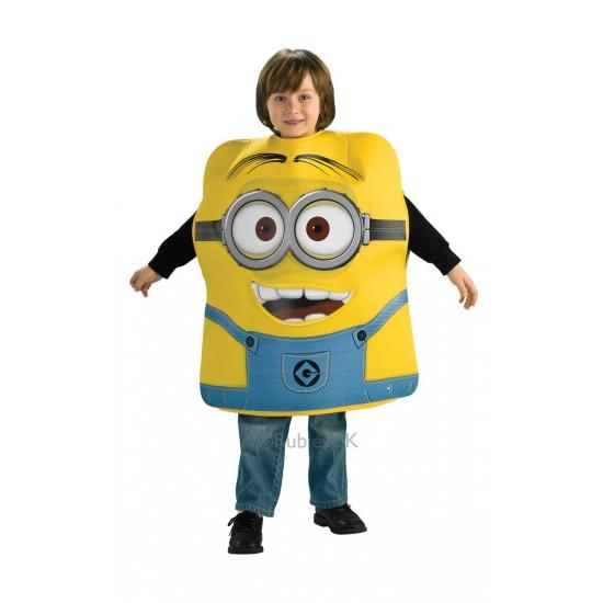 Minion kostuum voor kinderen