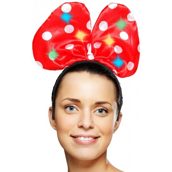 Minnie Mouse haarband met verlichting