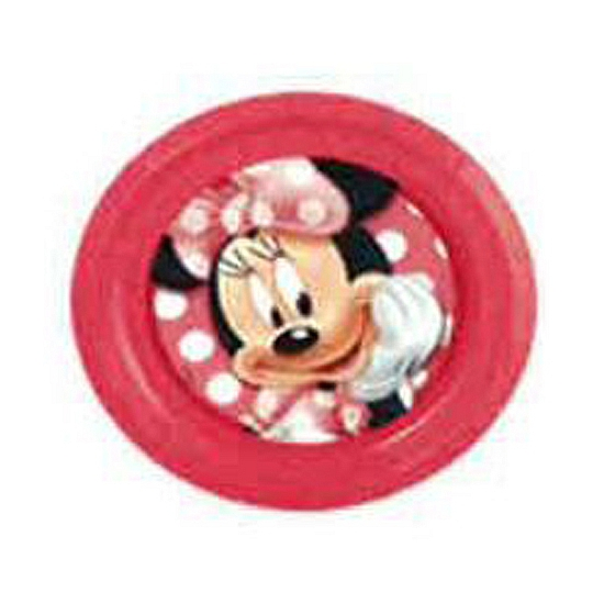 Minnie Mouse kinder bord 21 cm