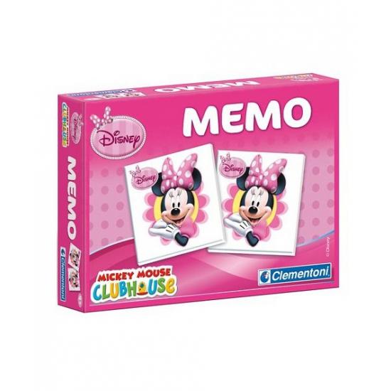Minnie Mouse memo spel met 48 kaarten
