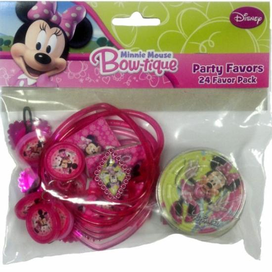 Minnie Mouse pinata vulling