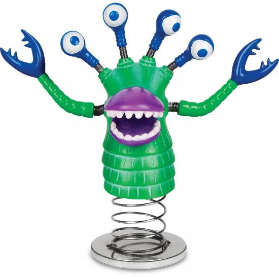 Monster poppetje 12 cm