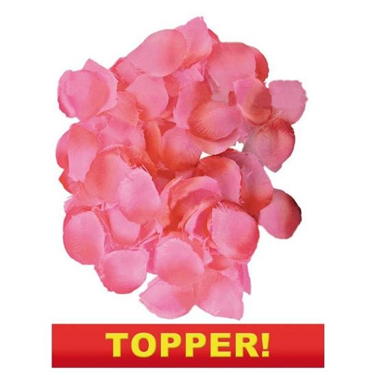 Mooie roze rozenblaadjes