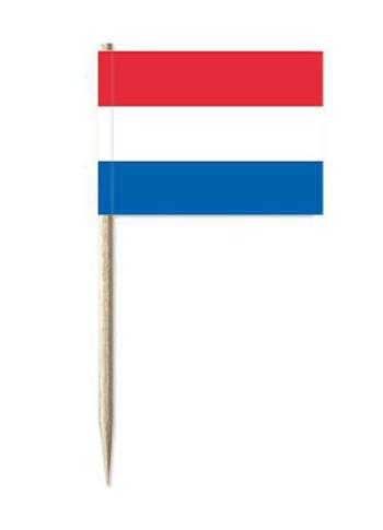 Nederlandse cocktailprikkers 50 stuks